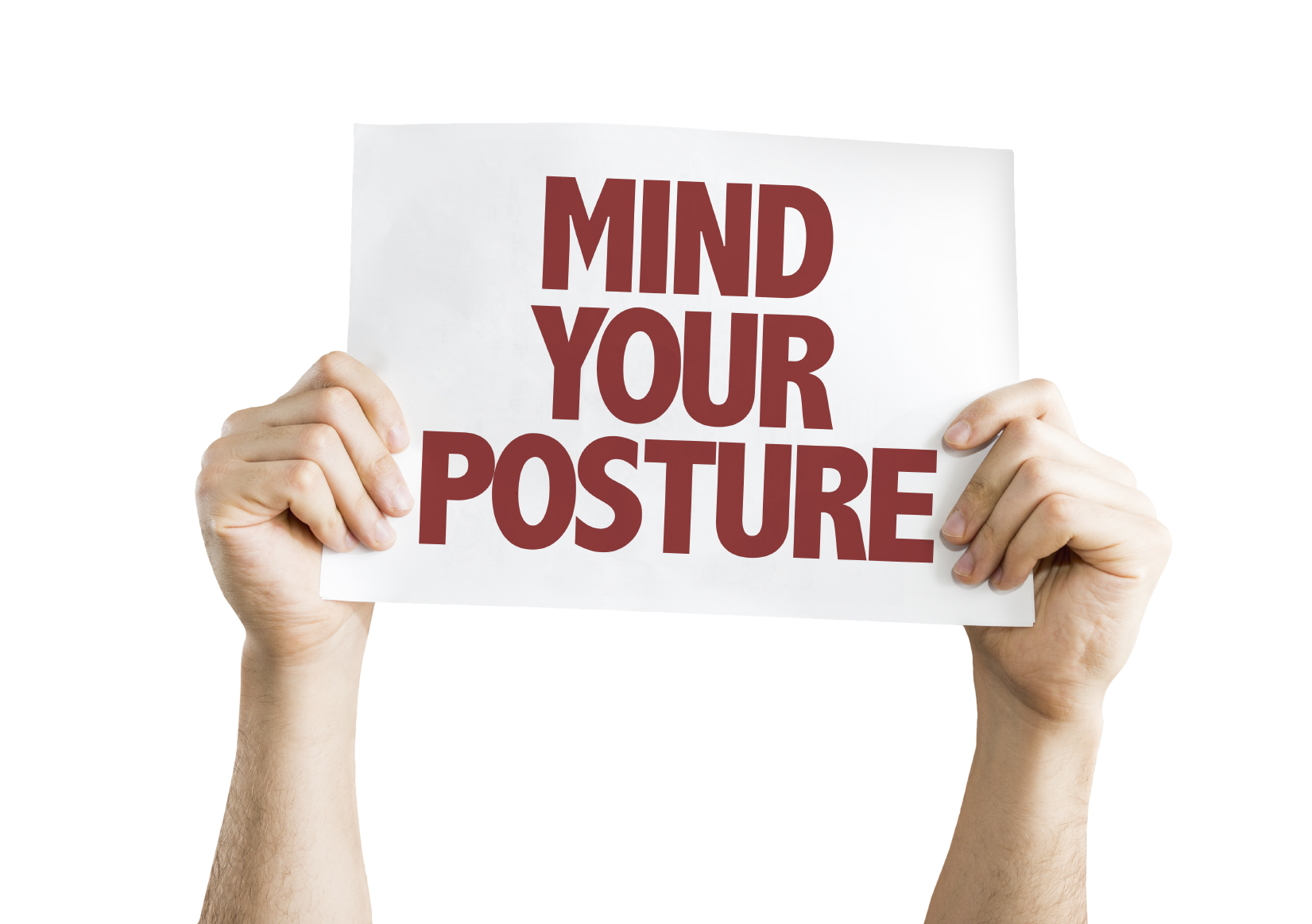 P is for Posture - Cardiff Physio